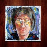 """""""John Lennon"""" 5/100"""