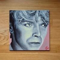 """David Bowie"" 20/100"