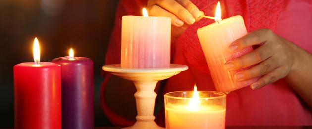 ¿Cómo utilizar las velas para equilibrar tu vida?