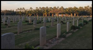 Commonwealth war graves in Gaza