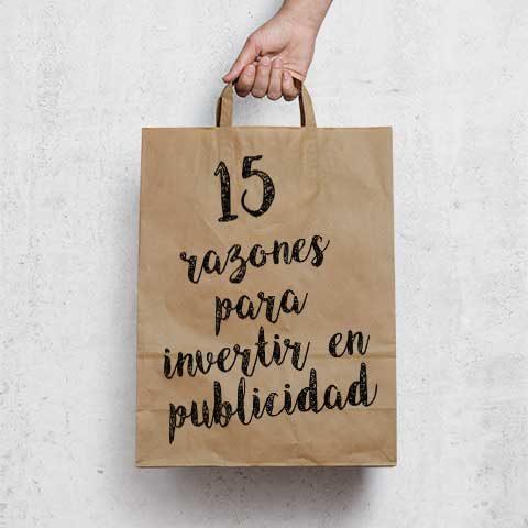 15 razones para invertir en publicidad