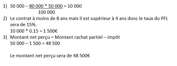 Exemple calcul PFL