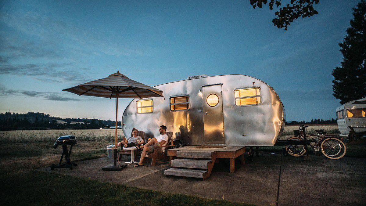 Est-il possible d'assurer une caravane comme habitation principale?