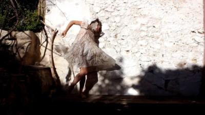 Paper art dress
