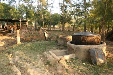 Biodigester in Rural Kenya