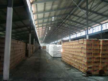 Delmas 2 Warehouse