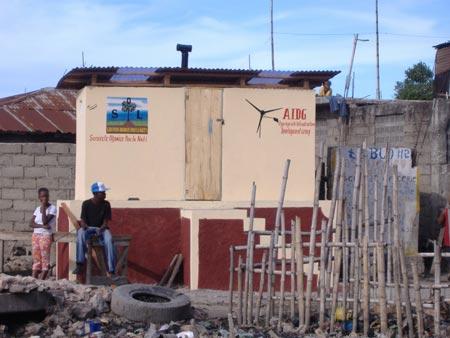 AIDG/Soil's 2nd Toilet in Shada