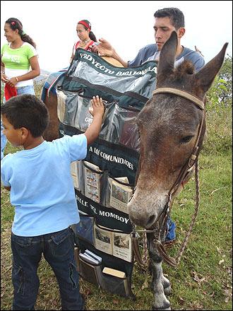 Mule Book Mobiles