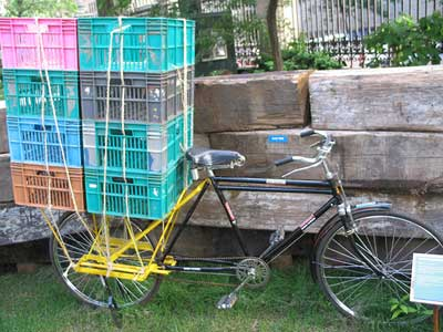 Big Boda Load Carrying Bicycle