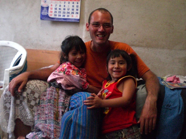 Corrado With Kids