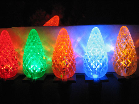LED Xmas Lights