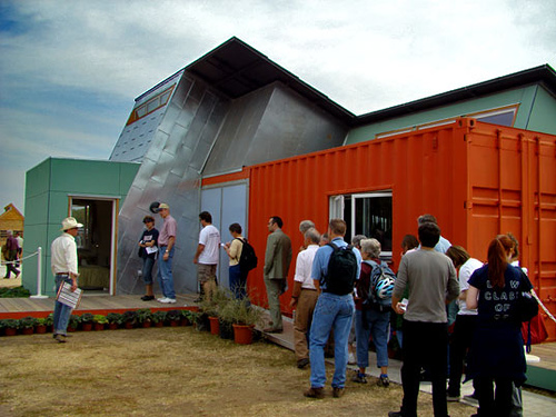 Solar Decathlon - Colorado House