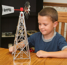 Miniature Windmill by Lehman's