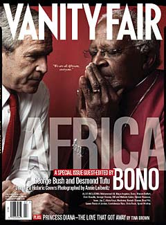 Vanity Fair's Africa Issue 2007