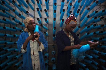 Rukia Ibrahim and Ferhla Yahaya, Tanzania