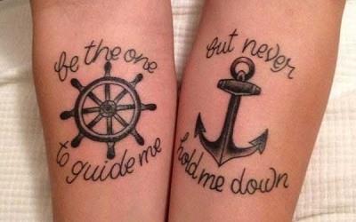 Tatuajes De Pareja Para Recordar Y Celebrar El Amor Aidoes