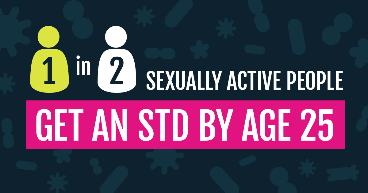 Saying 'Yes' To Sex Should Also Mean 'Yes' To STD Testing