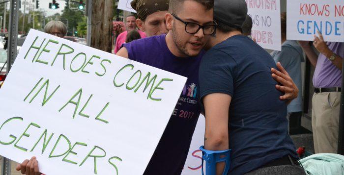 FLUX Condemns Transgender Military Ban