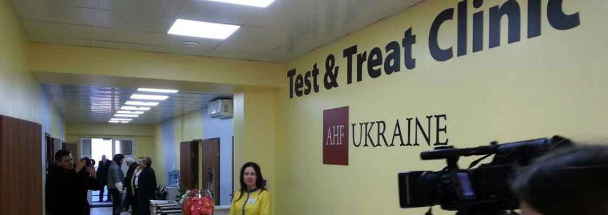AHF's New Clinic Brings Cutting-edge Medicine to Odessa