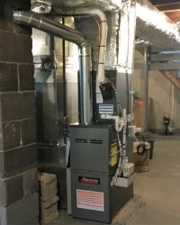 Furnace Heater Replacement/Installation - Aiello Home Services