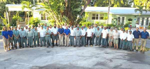 team of dedicated professionals