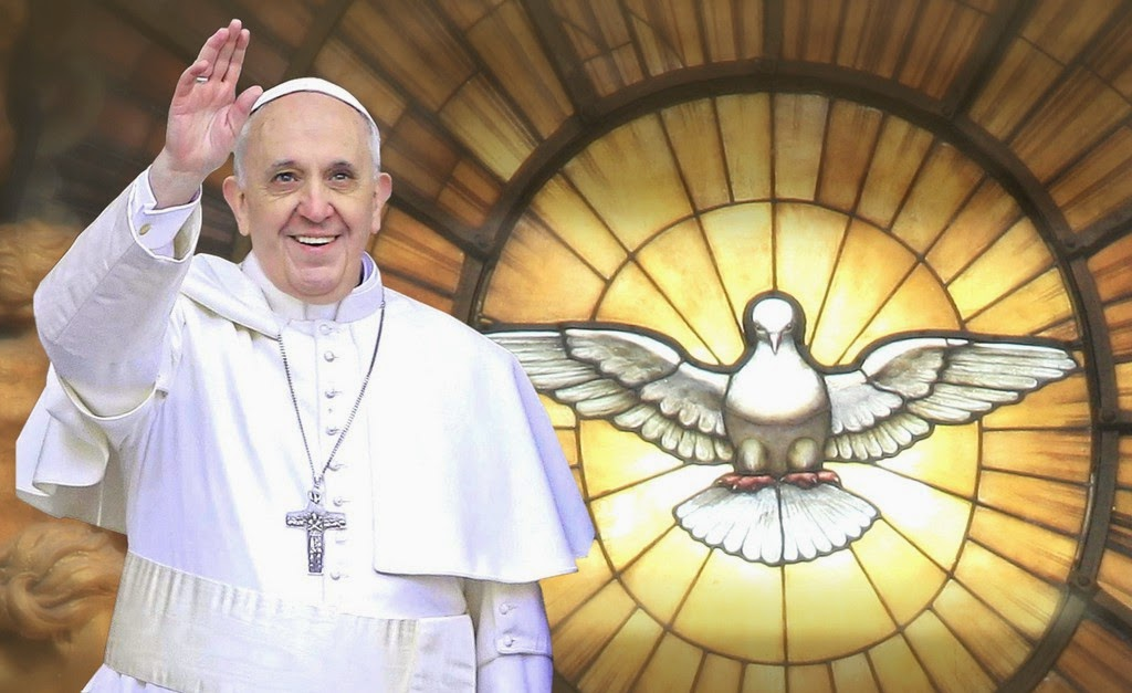 Beguiled by the serpent : Pope's Francis homely on the rich man – Pentecost Monday 25 may 2015