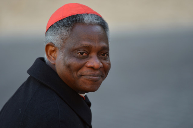 Cardinal Turkson: we tolerate irresponsible consumerism as we once tolerated slavery