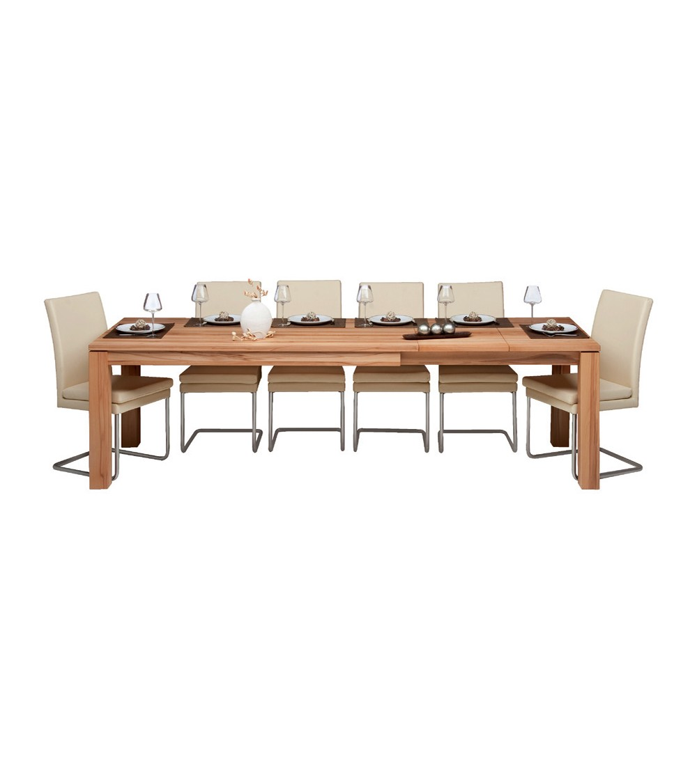 Brooklyn extending dining table  Adventures in Furniture