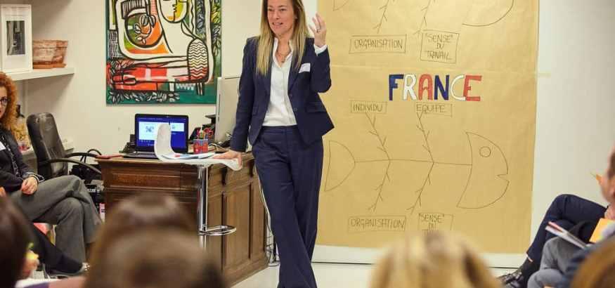 Manager en France et en Italie