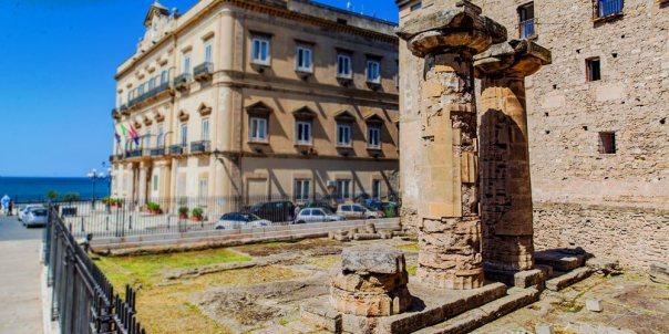 Temple Poseidon, Taranto, Italie, Pouilles, Identités régionales