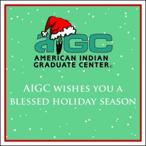Happy Holidays from AIGC!