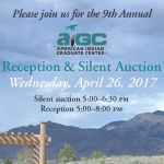 AIGC 9th Annual Reception & Silent Auction