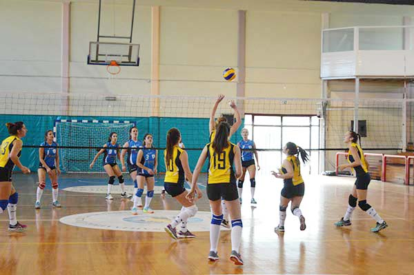 volley aigioy