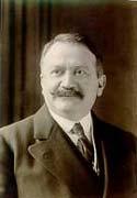 Portrait de Gaston Doumergues, Président originaire d'Aigues-Vives