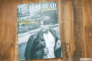 THE FLAT HEAD PERFECT BOOK 02(フラットヘッドパーフェクトブック)