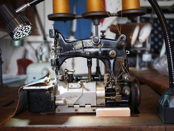 ゼロ番手の縫製糸