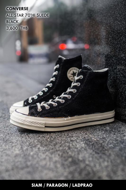CONVERSE ALL STAR 70′ OX SUEDE