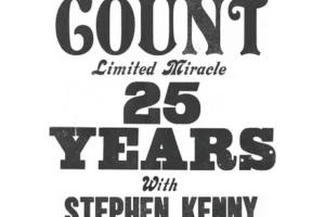 FULLCOUNT 25th YEARS with Stephen KENNY & Yellow Hammer