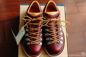 DANNER MOUNTAIN RIDGE LOW ダナー