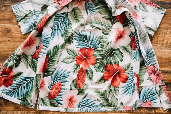 aloha shirt / hawaiian shirt / avanti