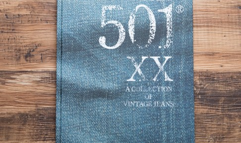 THE 501XX A COLLECTION OF VINTAGE JEANS