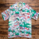 SUN SURF HAWAIIAN SHIRT アロハシャツ
