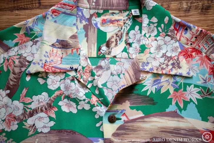 SUN SURF HAWAIIAN SHIRT アロハシャツ