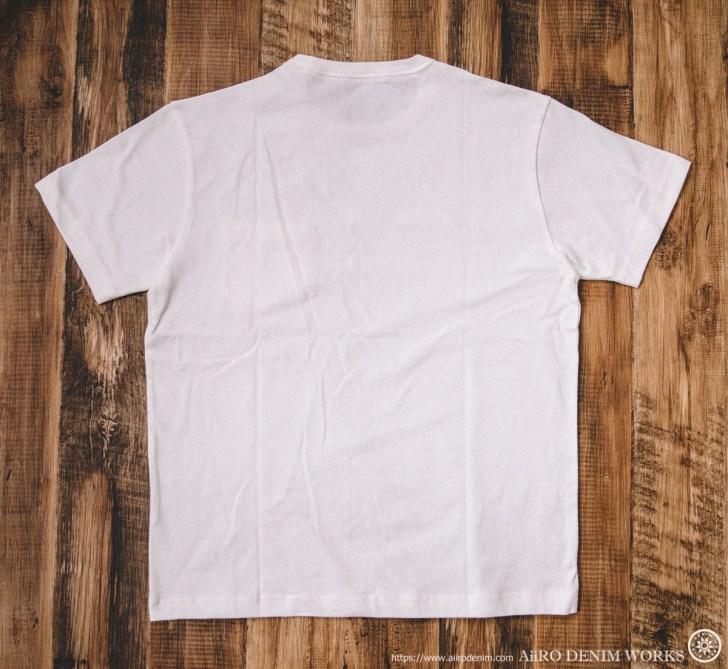 MUJI オーガニックコットン 太番手Tシャツ