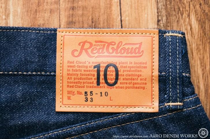 RED CLOUD LOT 55 10TH ANNIVERSARY(10周年モデル)