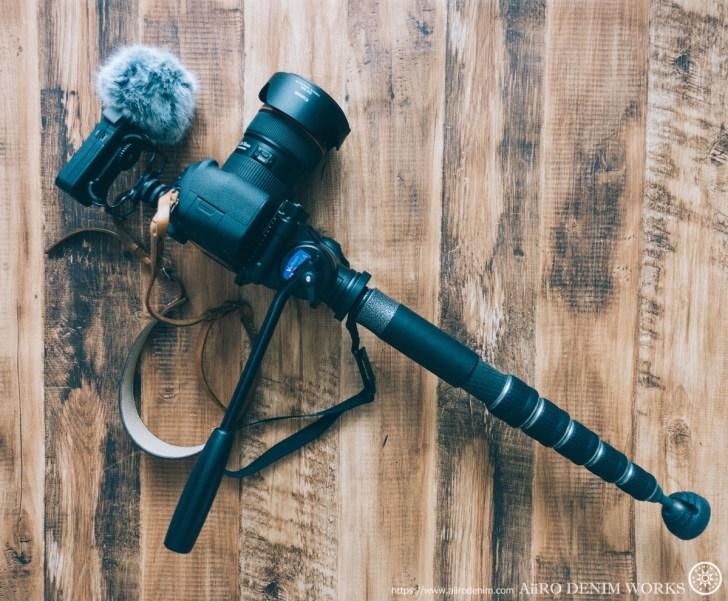 カメラ 機材