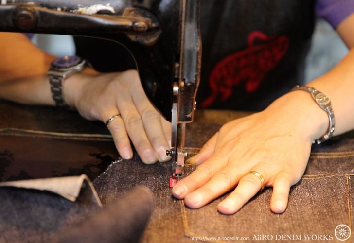 8DC-46SP CONNERS SEWING FATORY
