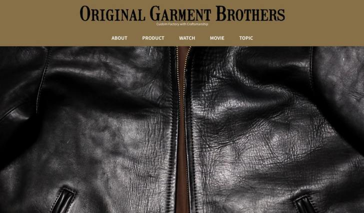 O.G.BROS(Original Garment Brothers)