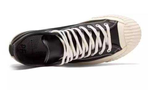 PF flyers GROUNDER HI premium leather