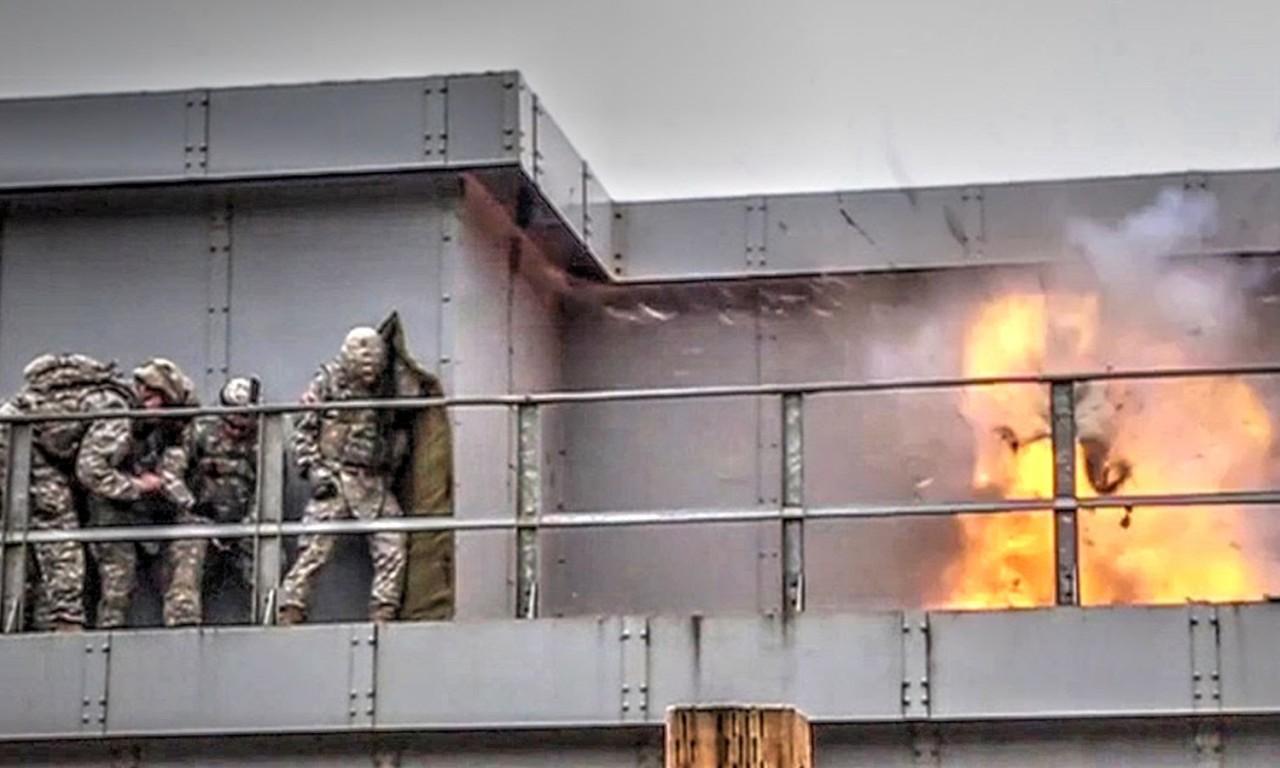 US Army  Urban Breach Training  AIIRSOURCE